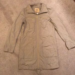 Michael Kors Windbreaker/ Rain Coat